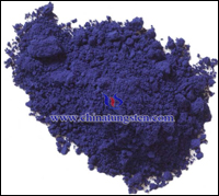 violet tungsten oxide (WO2.72) image